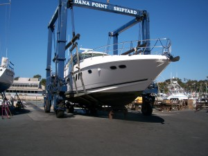 Dana Point Shipyard Lift